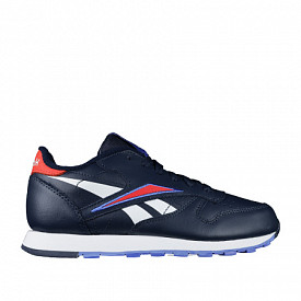 Classic Leather Navy/Red GS