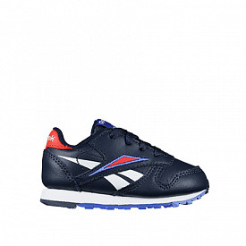Classic Leather Navy/Red TS