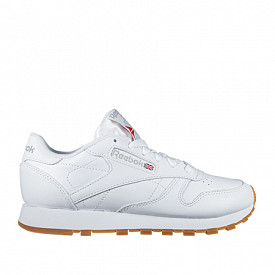 Classic leather O.Gg White/Gum GS