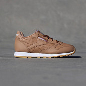 Classic leather soft camel ps