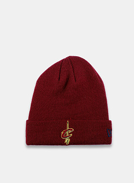 Cleveland Cavaliers Essential Beanie Red Navy Child