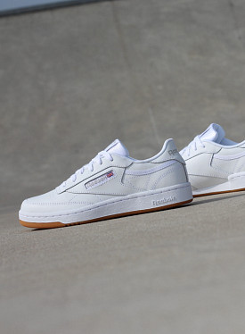 Club C White/Gum GS