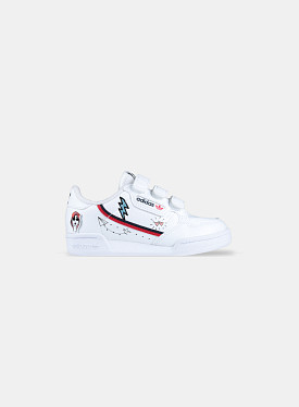 Continental 80 CF Graphic Cloud White Navy Scarlet PS