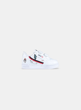 Continental 80 CF Graphic Cloud White Navy Scarlet TD