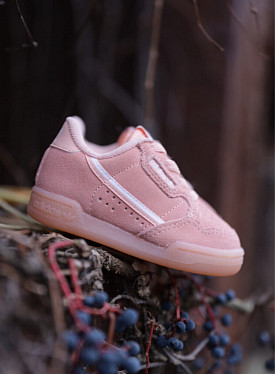 Continental 80 Glopink/suede TS