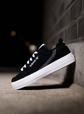 Continental Vulc Black/White PS