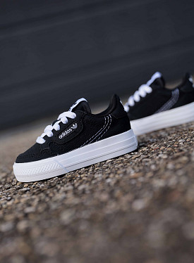 Continental Vulc Black/White TS