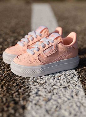 Continental Vulc Pink/white TS