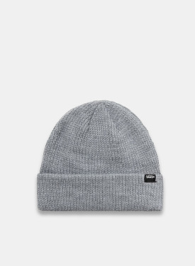Core Basic Beanie Heather Grey Child