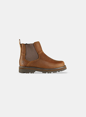 Courma Chelsea Boot Brown Full Grain PS