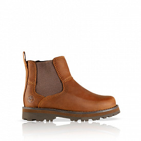 Courma Chelsea Boot Brown Full Grain TD