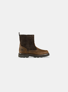 Courma Chelsea Boot Dark Brown Full Grain TD