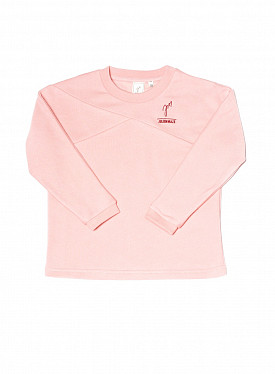 Crewneck sweater pink