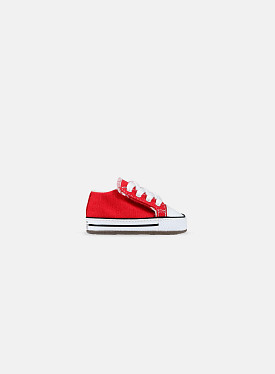 Cribster university red velcro