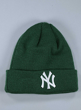 Cuff child ny green/white