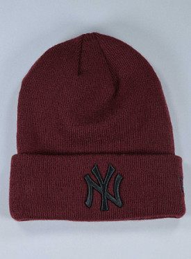 Cuff NY Yankees Burgundy Child