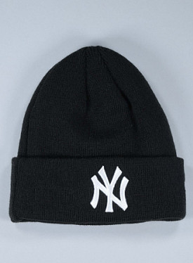 Cuff youth ny black/white