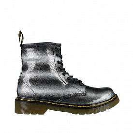 Delaney Glitter Black/Silver PS