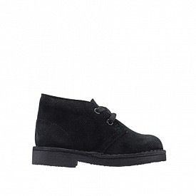 Desert Boot Black TS