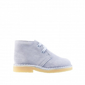 Desert boot cool blue suede TS