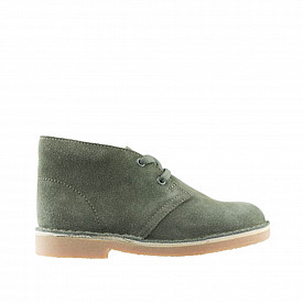 Desert boot olive suede ps