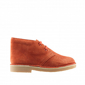 Desert boot rust suede ps
