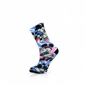 Disney mickey mouse crew sock