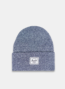 Elmer Beanie Heather Navy Child