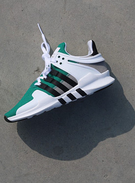 EQT Support Advance Green