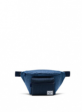 Fanny-pack Seventeen denim