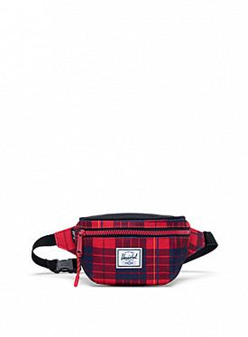 Fanny-pack Twelve black/plaid