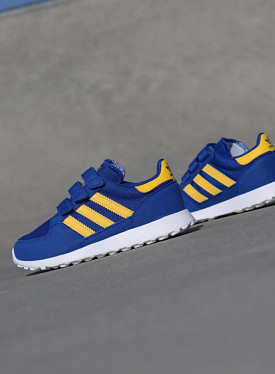 Forest Grove Blue/yellow Velcro PS