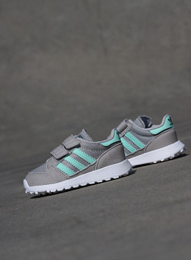 Forest Grove Grey/Mint TS