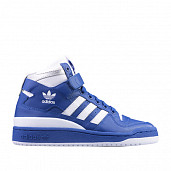 Forum Mid Croyal-Blue/White Kids