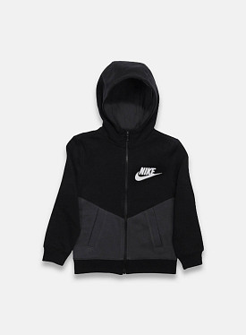 Full-Zip Hoodie Set Black Heater PS