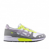 Gel-lyte White/Fluor Yellow Kids