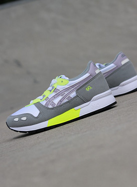 Gel-lyte White/Fluor Yellow PS