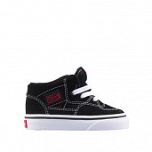 Half cab Racing Black/Red TS