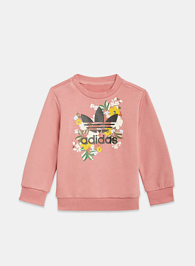 Her Studio London Crew Set Hazy Rose Multicolor TD