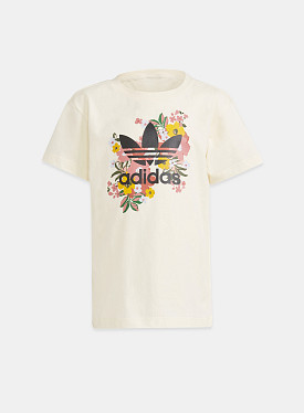 Her Studio London Floral Short Tee Set Cream Multicolor PS