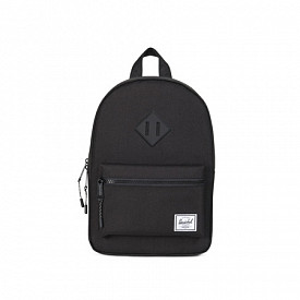 Heritage Black/Black rubber Kids