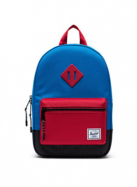 Heritage kids blue/red