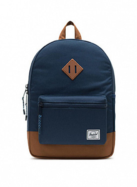 Heritage Navy/Brown Youth