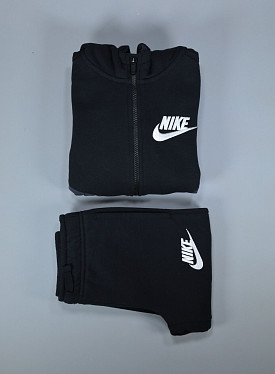 Hoodie set black/grey ps