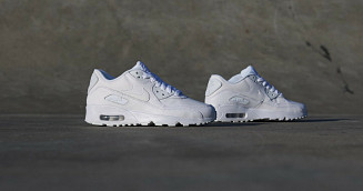 image: Nike Air Max 90 White