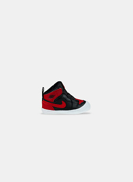 Jordan 1 Black/Red Crib