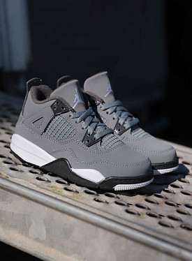 Jordan 4 cool/grey PS