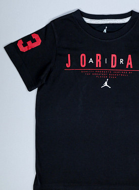 Jordan jumpman 23 Black/Red PS