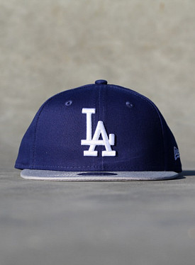 Kids LA Dodgers Kobalt/Grey Youth