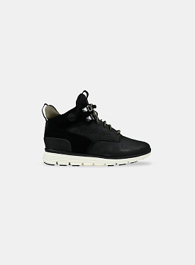Killington Mid Hiker Black Nubuck PS